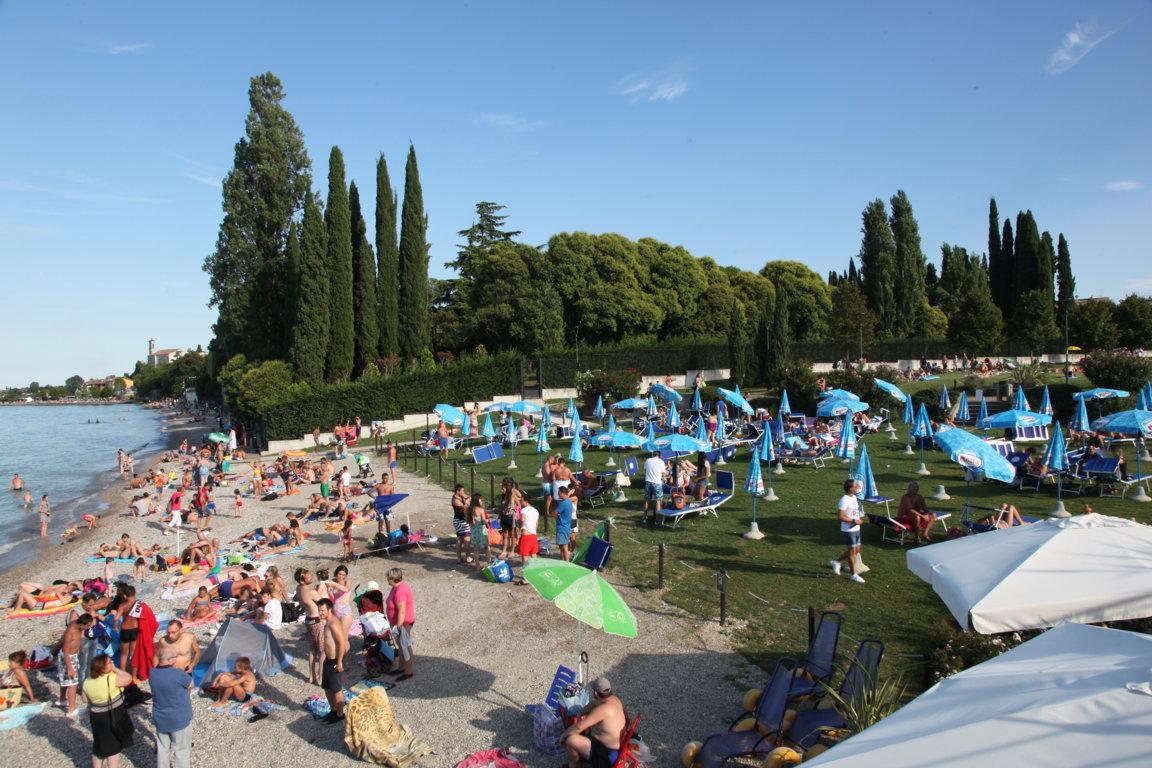 Video Garda Notizie – CalaDeOr: a Desenzano del Garda la prima spiaggia accessibile a tutti